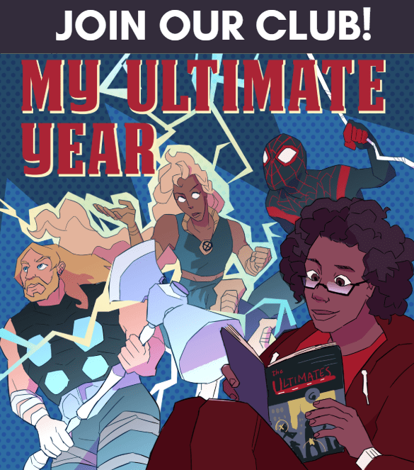 My Ultimate Year podcast and reading club