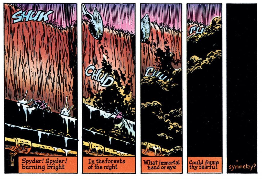 Kraven's Last Hunt Spider-Man Grave