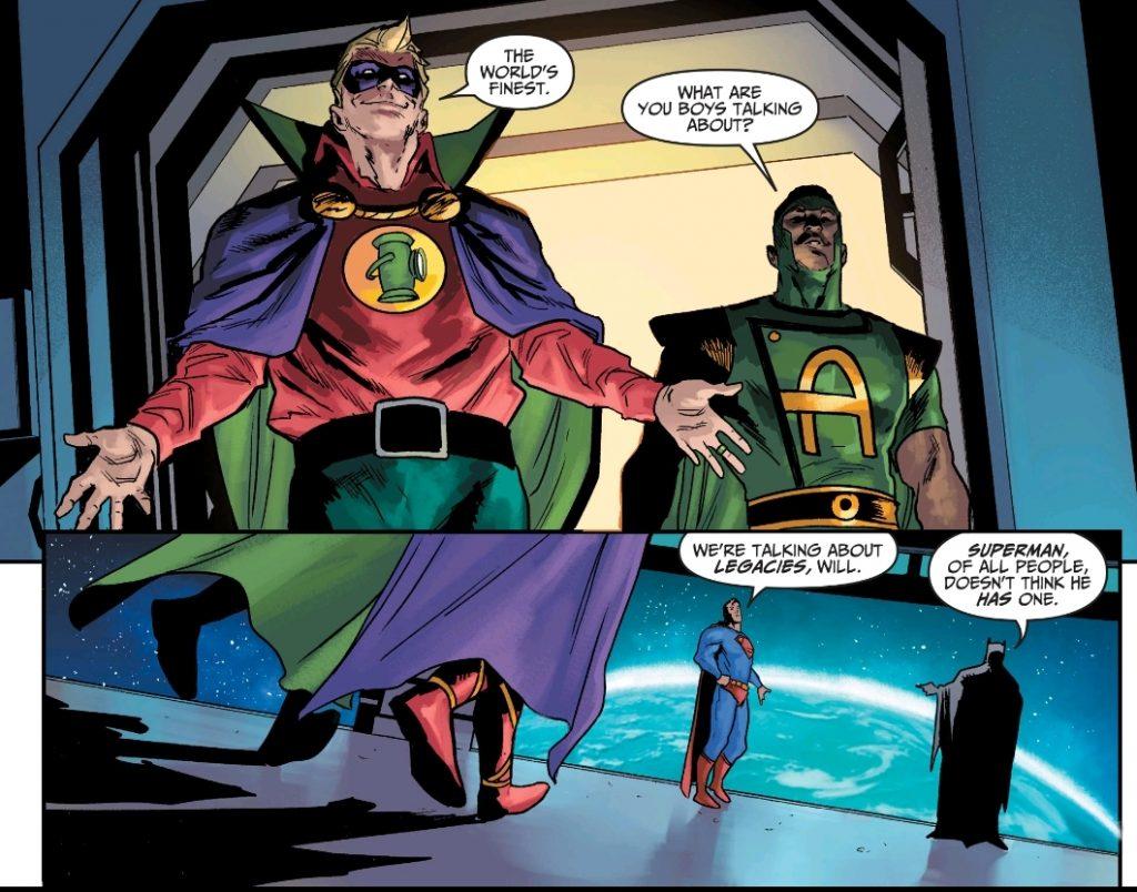 JSA in Injustice Year Zero