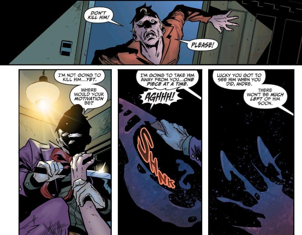 Joker before Injustice