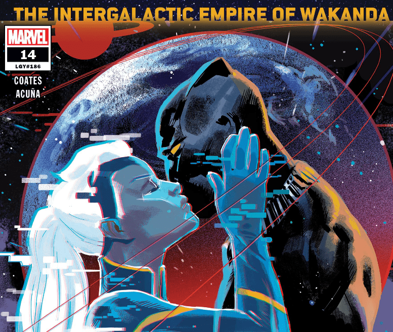 Black Panther and Storm by Ta-Nehisi Coates