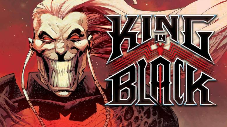 Knull is coming in King in Black vs Venom