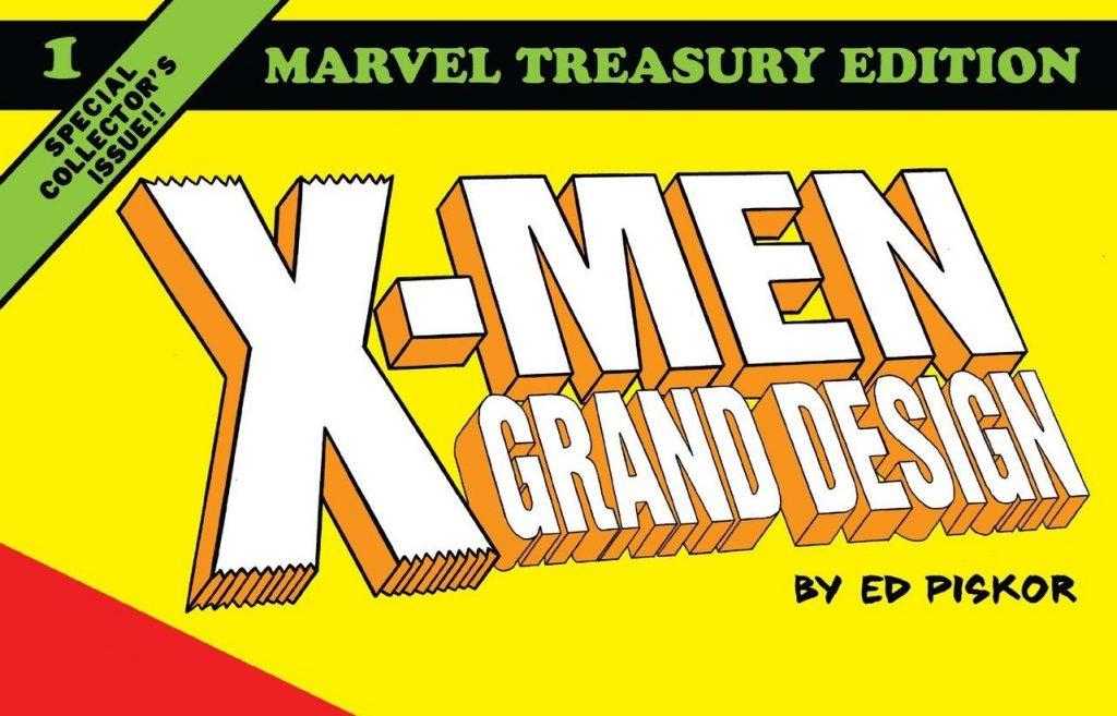 X-Men Grand Design by Ed Piskor