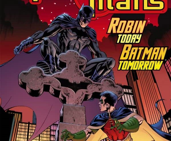Tim Drake is the Batman of the future