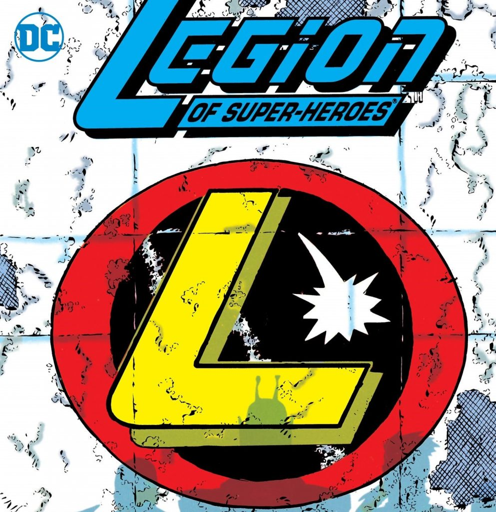 Legion of Super-Heroes Five Years Later Cover