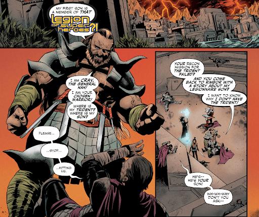 Legion of Super-Heroes by Bendis and Sook