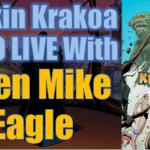 Krakin Krakoa live with Open Mike Eagle