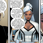 Storm and Shuri in Marauders #13