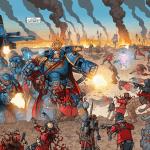 Warhammer 40k Battle