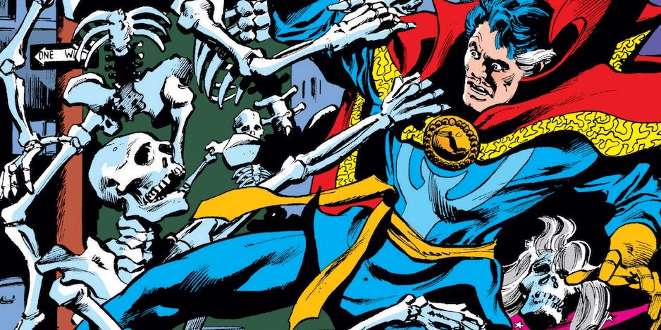 Doctor Strange Marvel epic collection