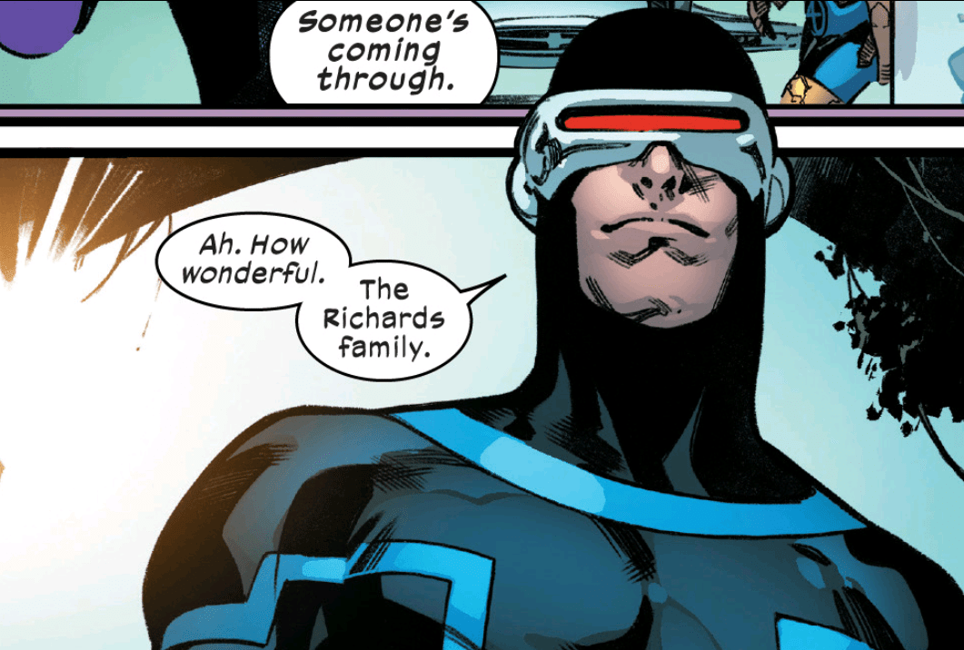 House of X #1 Cyclops
