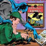 detective Comics Batman and Sherlock