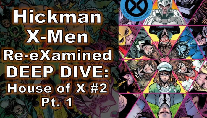 House of X #2 Review Pt 1
