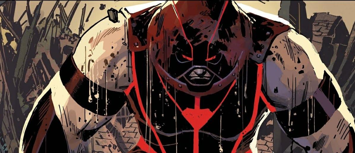 Juggernaut in 2020 comics miniseries