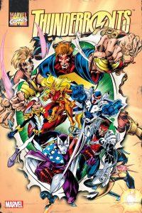 Thunderbolts by Kurt Busiek Marvel Omnibus