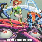 X-Men comics with original five