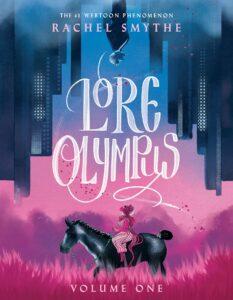 Lore Olympus on Webtoons