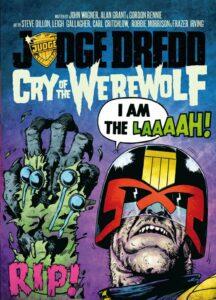 Dredd Werewolf