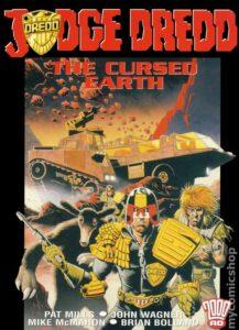 Dredd Cursed Earth