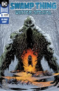 Swamp Thing Winter Special by Tom King