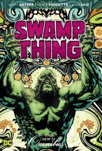 Swamp Thing in the New 52