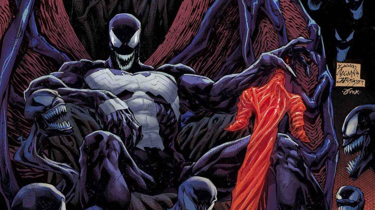 Venom ends