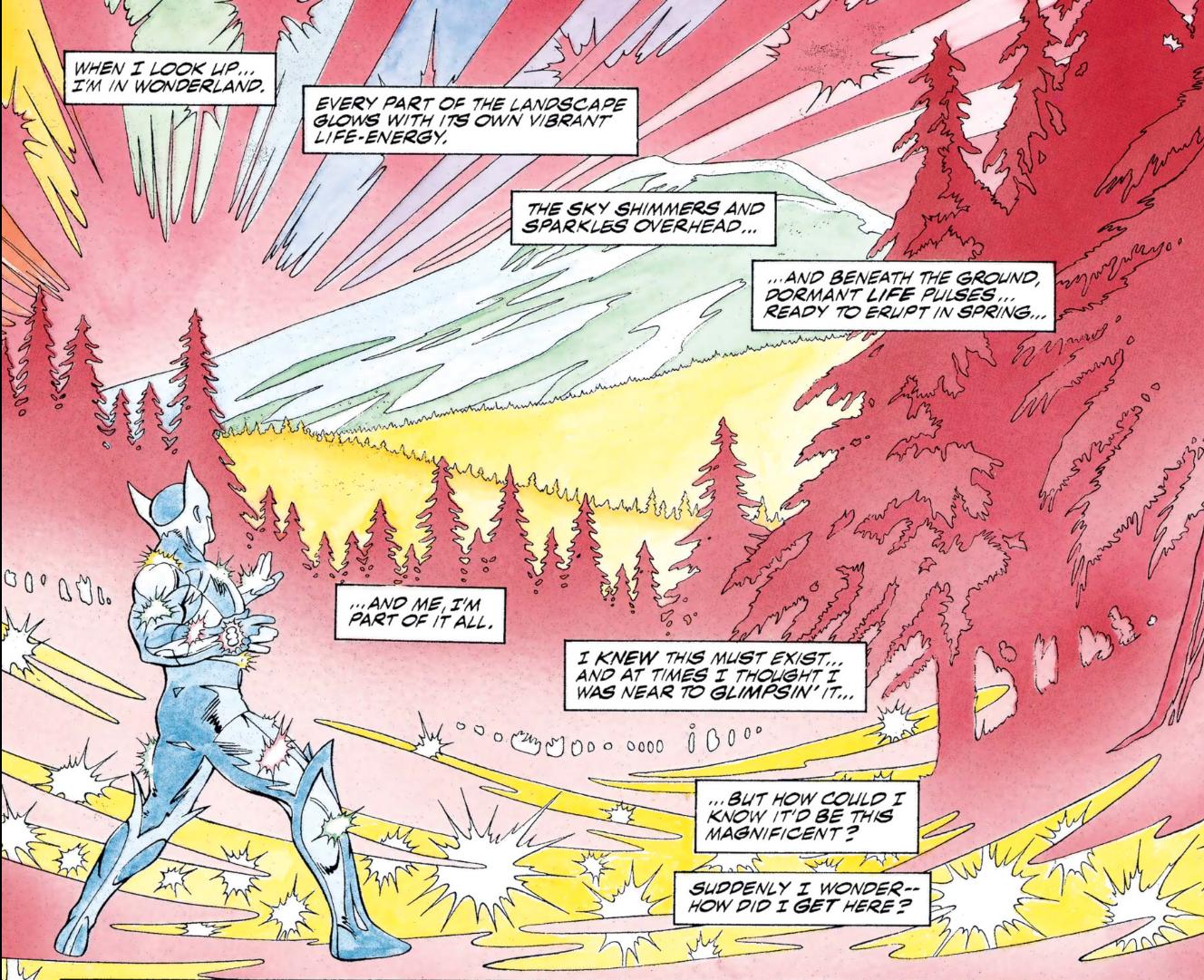 Wolverine Alan Davis art