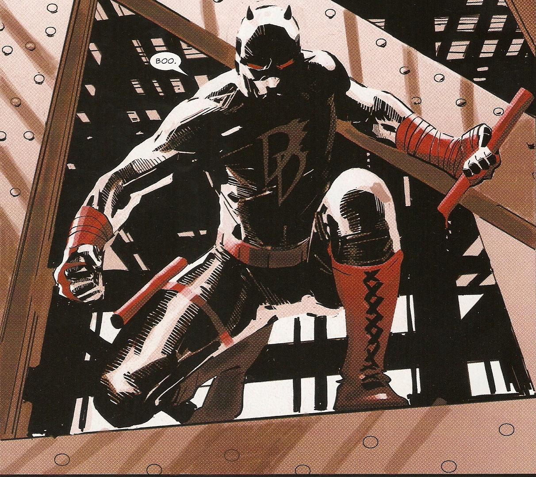Charles Soule Daredevil comics